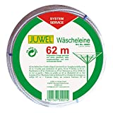 Juwel Ersatz Wäscheleine 62 m (mit Polypropylen-Einlage,...